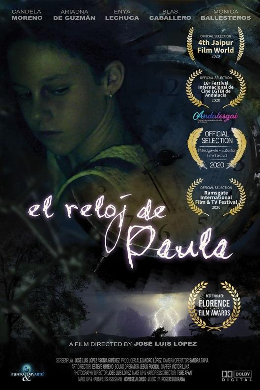 El reloj de Paula-Director Jose Luis Lopez-Poster