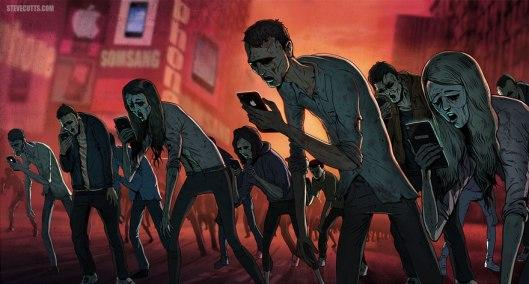 Steve Cutts-Ilustración