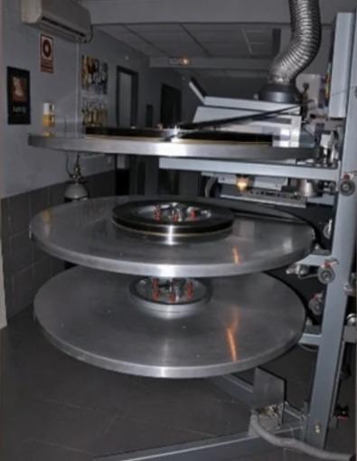 Cabina Cine-Proyector celuloide-Foto Atmosfera Cine