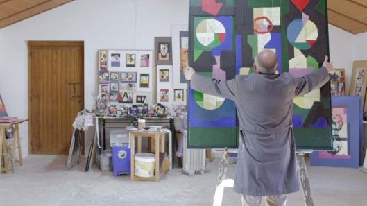 Abel Cuerda, el pintor del color-Corto de Juan Antonio Moreno
