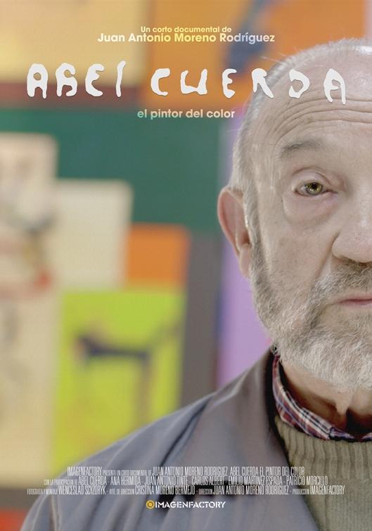 Abel Cuerda-Corto documental-Juan Antonio Moreno-Poster