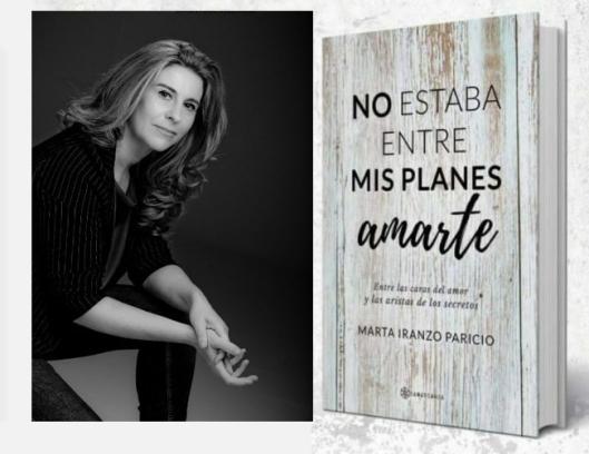 Novela-Autora Marta Iranzo Paricio-Portada
