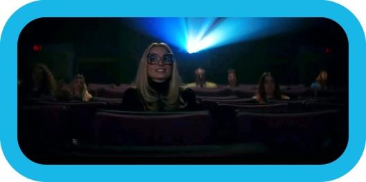 Felicitación-Cine en el cine