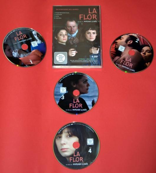 La flor-Mariano Llinas-DVD-Foto AtmosferaCine