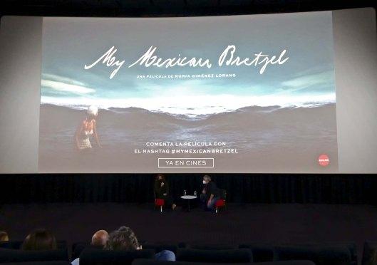 My Mexican Bretzel-Nuria Gimenez Lorang con Carlos Gurpegui-Aragonia-Foto Atmosferacine