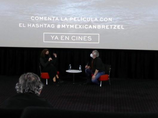 My Mexican Bretzel-Nuria Gimenez Lorang con Carlos Gurpegui-Aragonia-Foto Atmosferacine-02