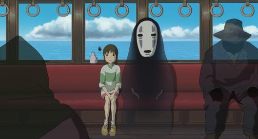 El viaje de Chihiro-Miyazaki