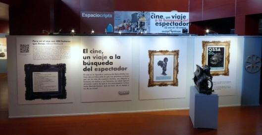 Exposición cine-Centro Historias Zaragoza-2020-Panorámica-Foto Atmosferacine