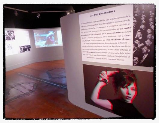 Exposición cine-Centro Historias Zaragoza-Cine 3D-Foto Atmosferacine