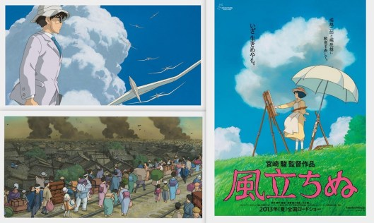 El viento se levanta-Hayao Miyazaki