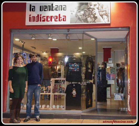 Alvaro Lopez Martin-Marta Garcia Villar-La ventana indiscreta-Zaragoza-Foto Atmosferacine