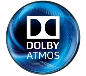 Dolby Atmos-Sonido envolvente-Logo