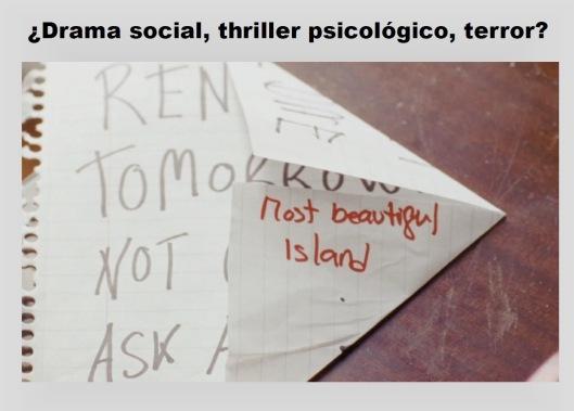 Most Beautiful Island-Largometraje dirigido por Ana Asensio