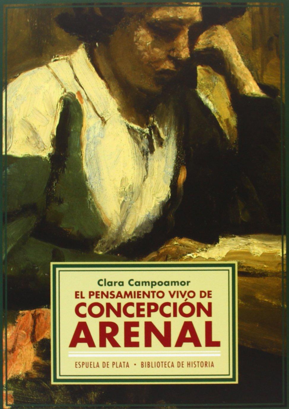Pensamiento vivo en Concepción Arenal-Libro de Clara Campoamor