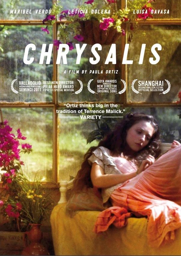De tu ventana a la mía-Chrysalis-Poster
