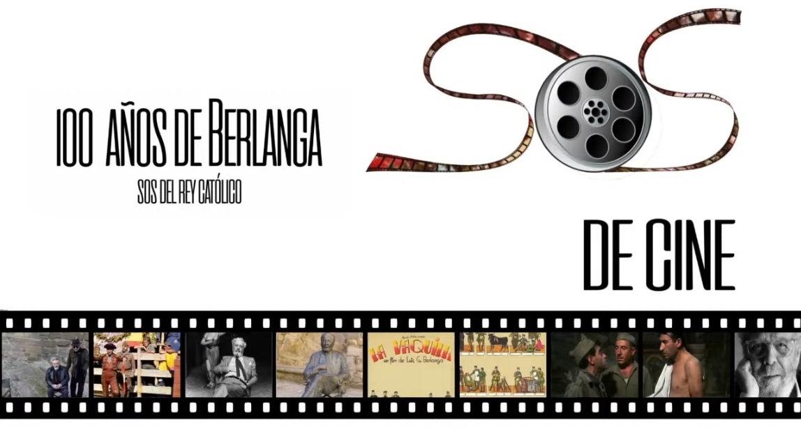 Sos de Cine-100 años de Berlanga-Sos Rey Católico
