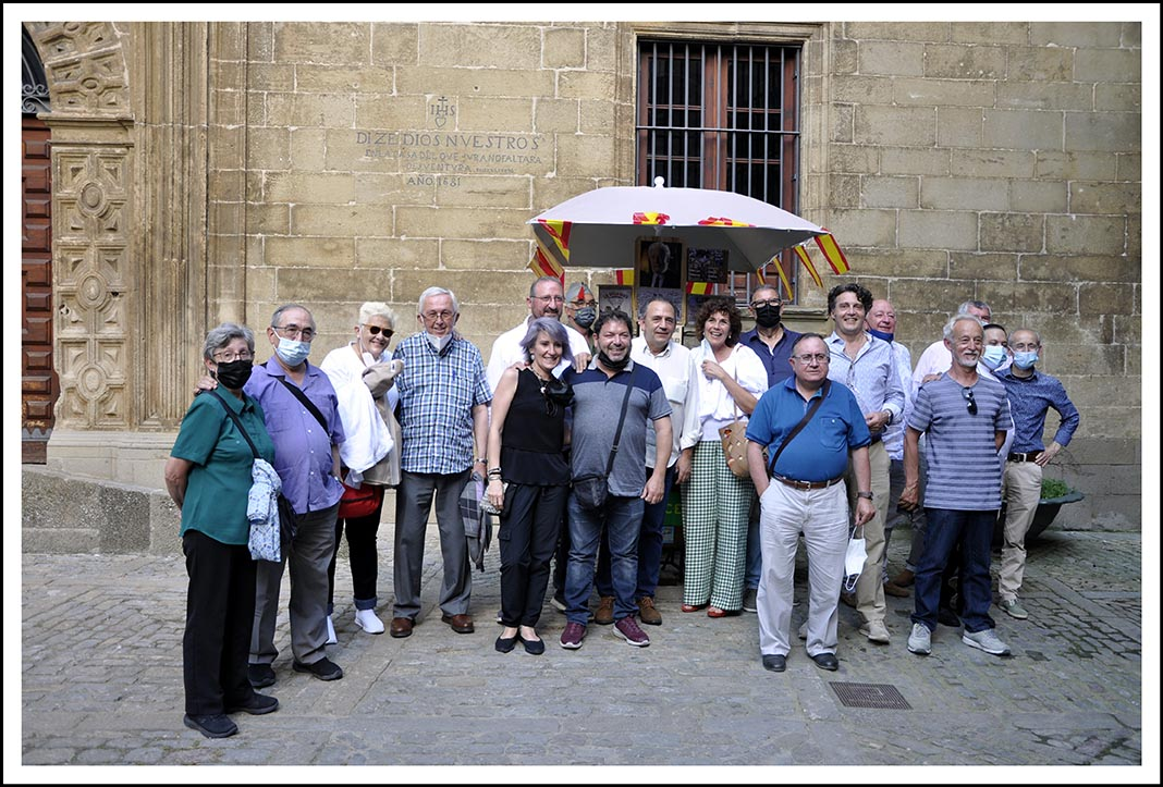 Sos Rey Catolico-Centenario Berlanga 2021-Grupo Tertulia Comida-Foto AtmosferaCine