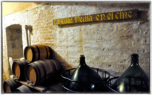 Bodegas Perdiguer-Tertulia Cine-Exposicion Edad Media