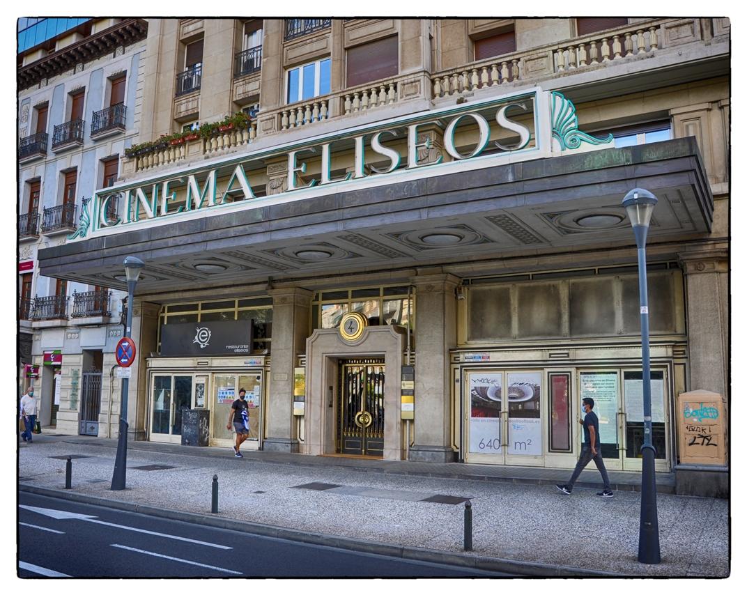 Cinema Eliseos-Zaragoza-Fachada-Foto AtmosferaCine