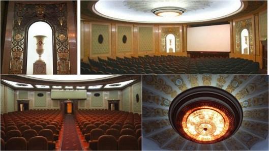 Cinema Eliseos Zaragoza-Fotos interior