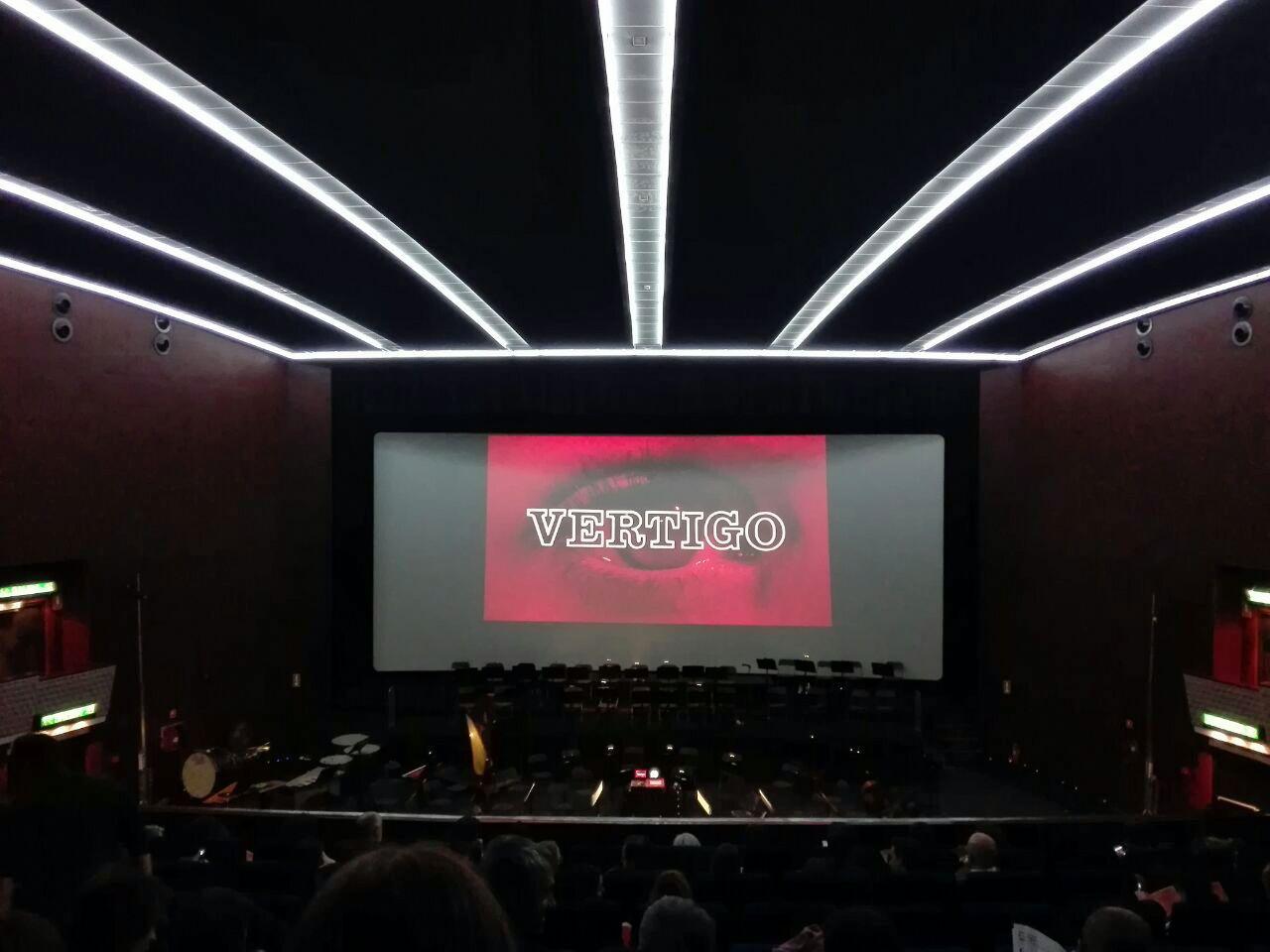 Vertigo-Film-Con orquesta-Cine Palafox-Zaragoza
