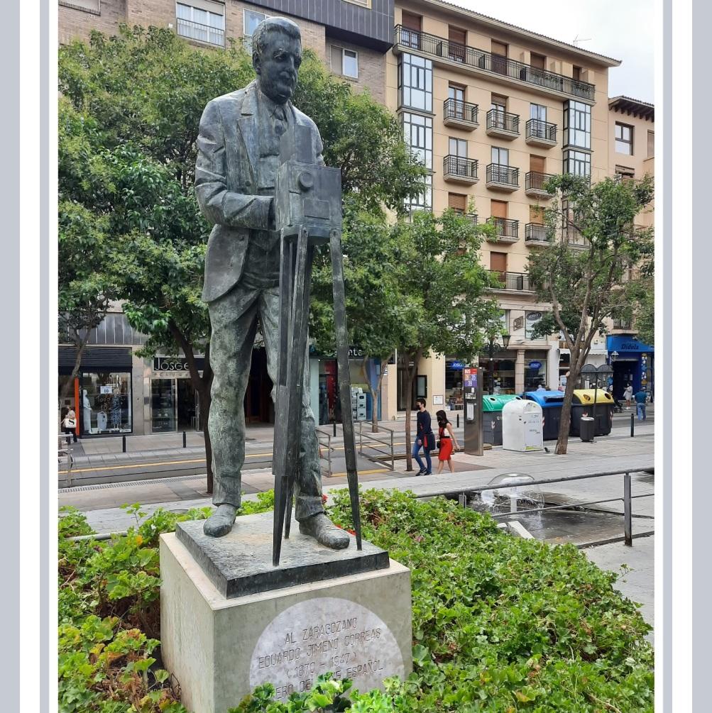 Eduardo Jimeno Correas-Pionero Cine Español-Zaragozano-Foto Atmosferacine
