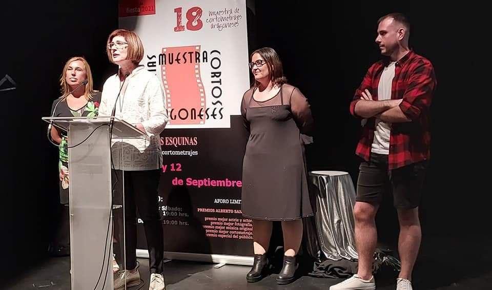 Muestra Cortometrajes Aragoneses Delicias_2021